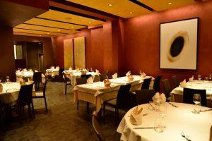 cena interno ristorante